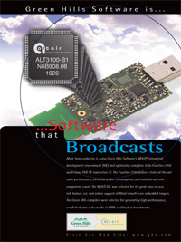 altair semiconductor, RF transceiver, FourGee, MULTI IDE