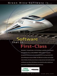 bombardier, train control management, tcms, cenelec en 50128, safety-critical